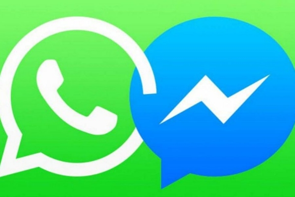 Mark Zuckerberg anuncia a integração do WhatsApp com o Facebook Messenger