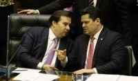Centrão investe contra reeleição de Maia e Alcolumbre no Congresso
