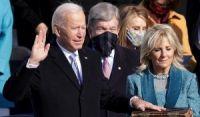 Joe Biden toma posse como novo presidente dos EUA