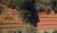 Brasil registra 1.582 mortes pela covid em 24 horas, recorde de toda a pandemia