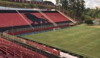 Campeonato Baiano: Jogo entre Vitória e Jacuipense é adiado