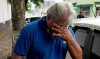 Tio de um dos assassinos de escola em Suzano chora e pede perdão às famílias das vítimas