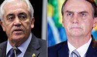 Representação penal movida pelo senador Otto Alencar contra Bolsonaro é arquivada
