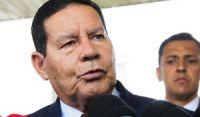 'Nenhum país vem causando tanto mal a si mesmo como o Brasil', diz Mourão