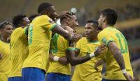 Com show de Raphinha, Brasil goleia o Uruguai nas Eliminatórias