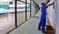 Governo aluga contêineres para armazenar corpos na Fonte Nova e em hospitais