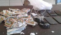 Batalhão de Guardas frustra arremesso de materiais em presídio