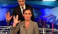 Globo manda Bonner e Renata trabalharem aos sábados no JN