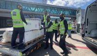 Novo lote com 86,6 mil doses de vacinas contra a covid chega à Bahia