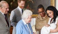 Filho de Meghan Markle e príncipe Harry é apresentado ao mundo
