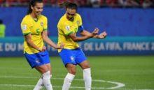 Marta quebra recorde e classifica o Brasil para as oitavas da Copa do Mundo