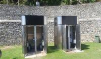 Costa de Camaçari vai receber banheiros modernos e mais resistentes