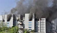 Incêndio atinge laboratório na Índia que fabrica vacinas contra covid-19