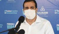 'Estamos no limite dos respiradores', afirma prefeito de Salvador
