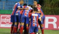 Time alternativo do Bahia vence Bode e é líder do Baianão