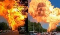 Explosão em posto de gasolina na Rússia deixa mais de 10 feridos