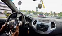 Cresce em 73% infrações por uso de celular nas rodovias federais que cortam a Bahia